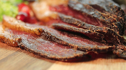 You'll never buy store-bought again after trying this venison jerky recipe.