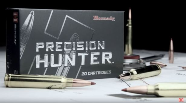 hornady 6.5 creedmoor eld x precision hunter