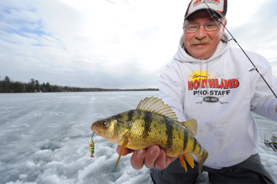 Hot Lakes for Winter Panfish