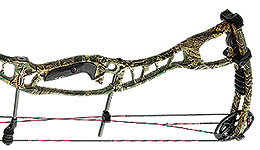 Women worldwide have proven their bowhunting skills with the seductive-yet-deadly Hoyt Vicxen.