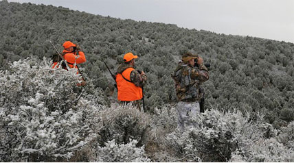 Utah's most popular hunt — the general rifle deer hunt — begins Oct. 19. Following these tips for a safe and enjoyable hunt.