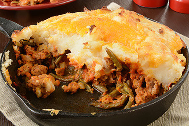 Hunter's Shepherd's Pie Recipe