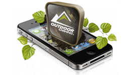 Outdoor enthusiasts can now access Outdoor Channel's online content via their iPhone, iPad and iPod Touch devices.