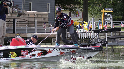 Information in professional bass tournaments has been a part of the sport for years. Even in B.A.S.S. Elite and FLW Tour events, where there are information cut-offs and pros are no longer allowed to talk to non-competitors, the anglers still share considerable amounts of information amongst each other.