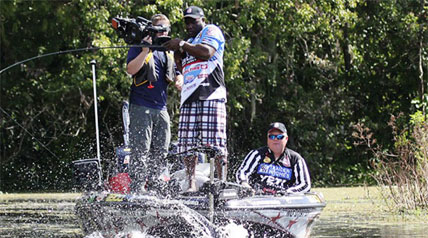 Jack Link's Major League Fishing star Ish Monroe is no stranger to angling success, having won numerous bass tournaments and garnering Top 10 finishes all over the U.S. during his impressive career.