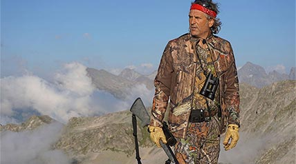 Outdoor Channel's Jim Shockey is at remarkable ease in nearly any job description presented to him, from being a social media live-streaming host to traveling to dangerous corners of the world to hunt big game to the prospect of being a doting grandpa.