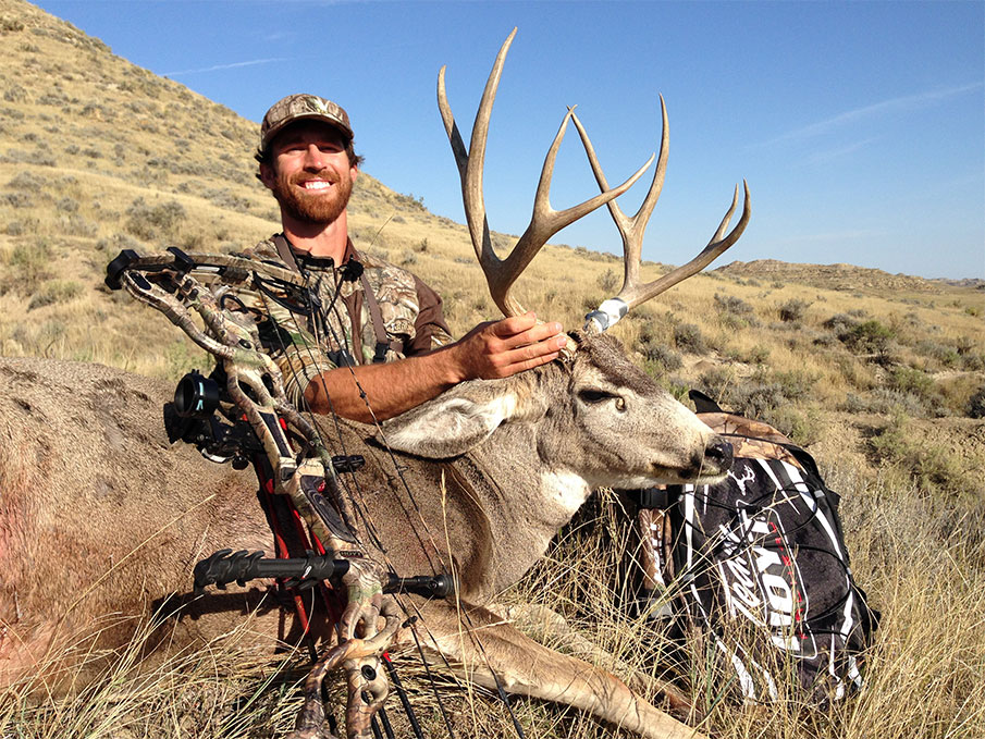 5 Ways Shipley Practices Now for Fall Bowhunts