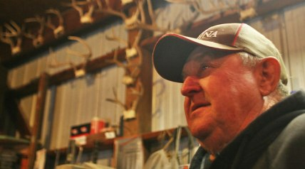 Darrell Kanallakan's Deer Camp is all about friends, family and frying.