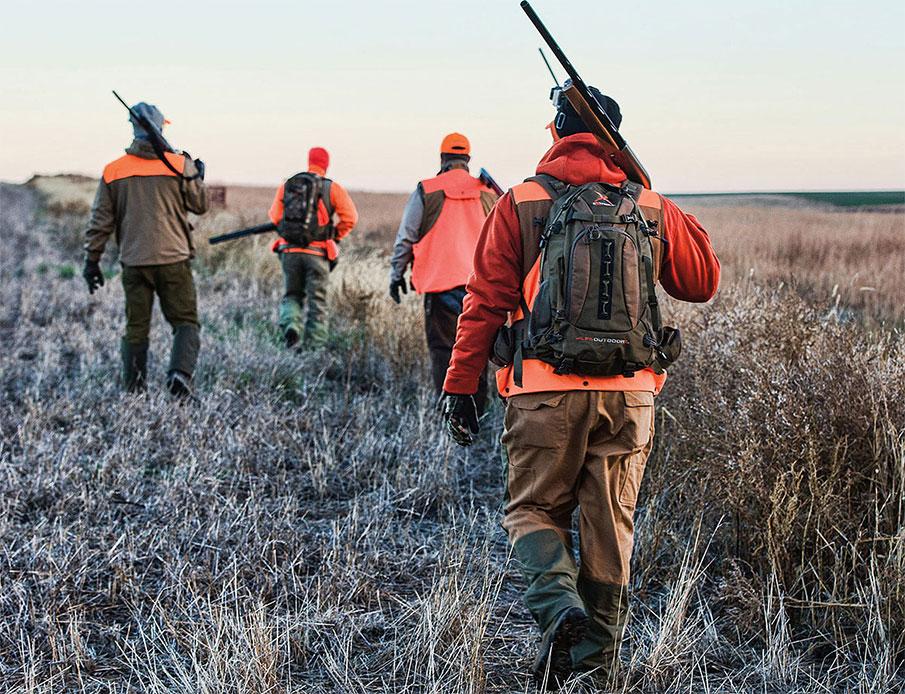Moving a Big Key to Pheasant Hunting