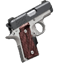 Kimber Micro Crimson Carry Pistol