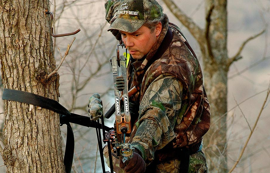 Late-Season Bowhunting Practice is Vitally Important, Tips from Pat Reeve