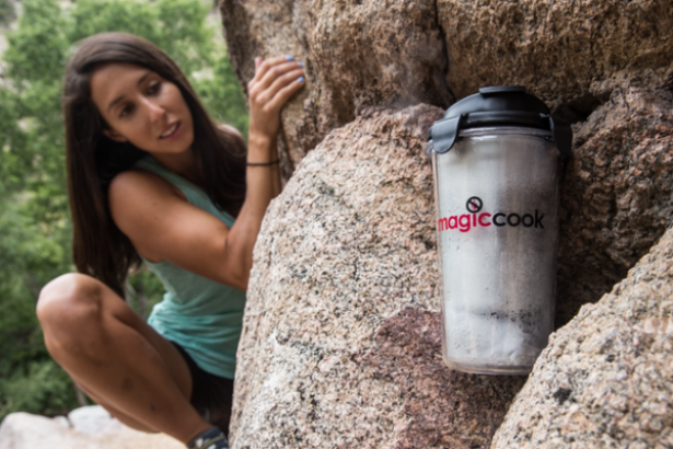 Cooking on Adventures can be Magical with Magic Cook - Cook without fire, electricity or gas!