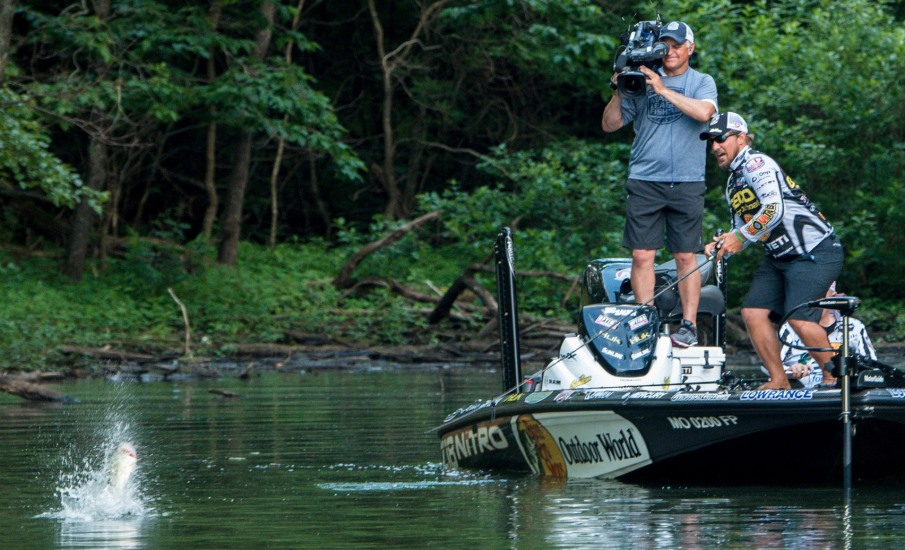 Major League Fishing Celebrates 5-Year Anniversary with Top Rating