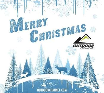 Merry Christmas from OutdoorChannel.com!