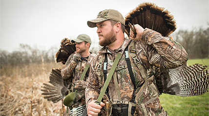 What does a spring turkey hunter do when the local longbeards are quiet, moody and not interested in being a TV star? Simple, go back to sound hunting techniques – and get ready to heat up the oven!