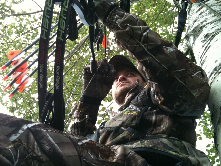 Try These Early Season Bowhunting Tips for Big Buck Success