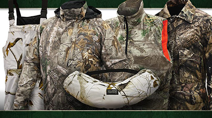 The MidwayUSA Hunter's Creek line offers contemporary updates to classic designs.
