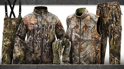 A day out in the field shouldn't be cut short because of uncomfortable clothing – the Prairie Creek Hunting Clothing line by MidwayUSA will be your new go-to gear to ensure all hunting experiences are enjoyable ones.