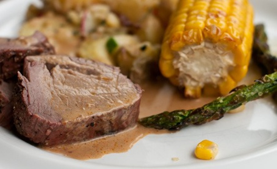 Venison in Brandy Sauce (Recipe)