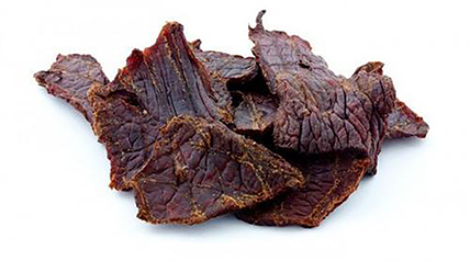 Here's an excellent moose recipe for moose jerky. Feel free to use any wild game meat.