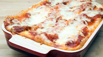 This moose lasagna puts a wild game twist on this traditional Italian dish.