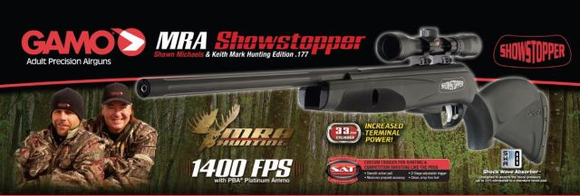 Gamo MRA Showstopper