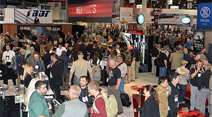 The Shooting, Hunting and Outdoor Trade Show (SHOT Show) rang up its second highest attendance ever at the Sands Expo Center Jan. 20-23, giving the industry a very good indicator that a strong sales year lies ahead.