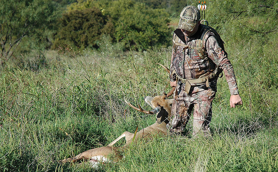 Remedies to the October Deer Hunting Lull: Patience and Wait a Week or Two