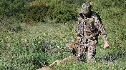 It plays out every year when the warm days of early to mid-autumn bring daytime deer movement to a grinding halt, the dreaded hunting lull. Deer hunters must exercise caution and patience, since the best days of deer season are only weeks away.