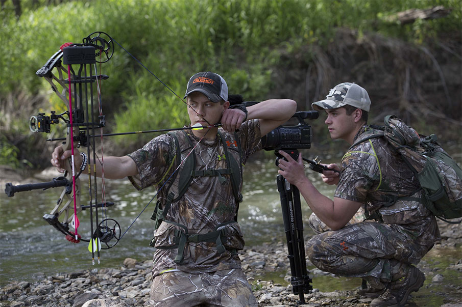 Tips for Hunting Whitetail in Hot Weather