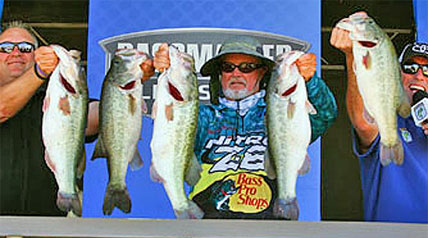 Rick Clunn was exhausted. The man with arguably the all-time most famous name in pro bass fishing had just spent more than seven hours hauling in big bass after big bass from Falcon Lake in 100-degree-plus Texas Brush Country heat.