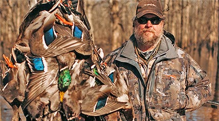 As duck hunting winds toward an inevitable conclusion, waterfowl hunters often need to consider making a few late-season changes to be successful; some of the season's most challenging hunting in flooded timber and marshland can turn out to be the most enjoyable days spent afield.