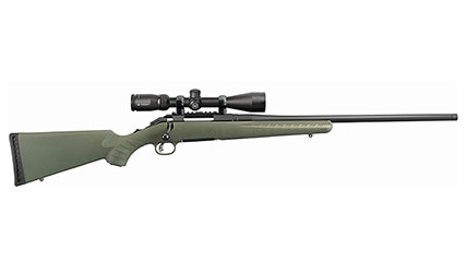 Expanding on the popular American Rifle series, Ruger announced the addition of short-action Predator models packaged with Vortex Crossfire II scopes.