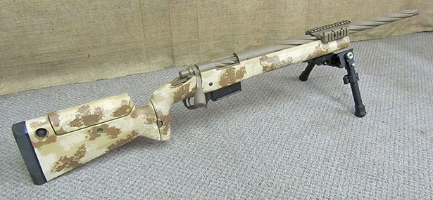 Custom Built Remington 700