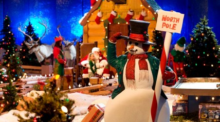 Bass Pro Shops Santa's Wonderland-A Classic Christmas is returning for its seventh year to 67 Bass Pro Shops stores throughout the U.S. and Canada.