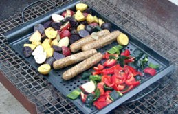 Grilled Beer Sausage (Recipe)