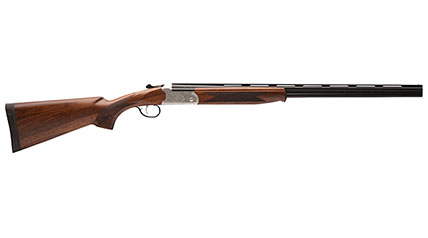 Stevens has packed performance and value into the new 555 model over-and-under shotgun.