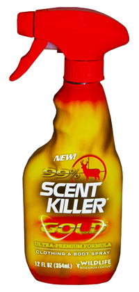 Scent Killer® Gold™ Ultra-Premium Scent Elimination Spray