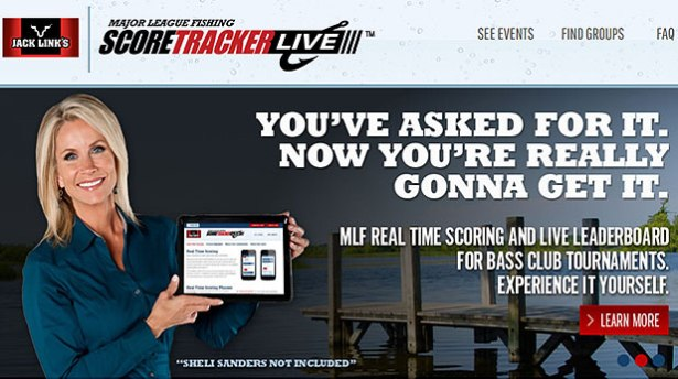 MLF Brings SCORETRACKER LIVE to Weekend Tournament Anglers