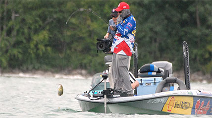 Watch a big bass tournament unfold – like Major League Fishing event – and it will quickly become apparent that the pros excel at finding those prime little spots that hold a concentration of fish.