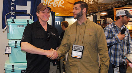 Following the conclusion of Thursday's Day Three of the National Shooting Sports Foundation's (NSSF) SHOT Show, the 36th edition of the show began its home stretch run in Las Vegas.