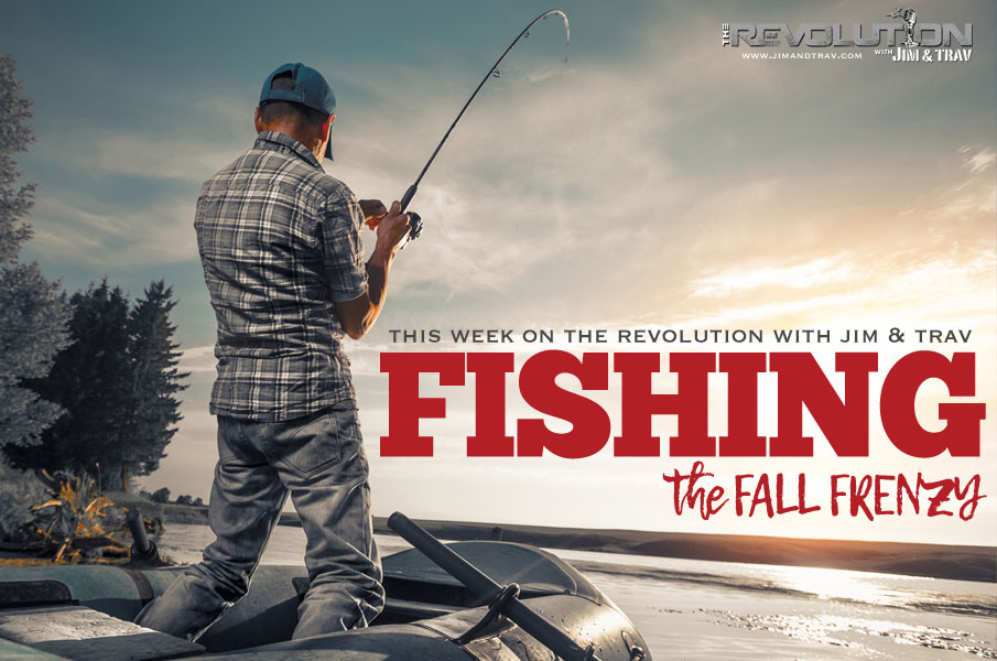 Fishing the Fall Frenzy