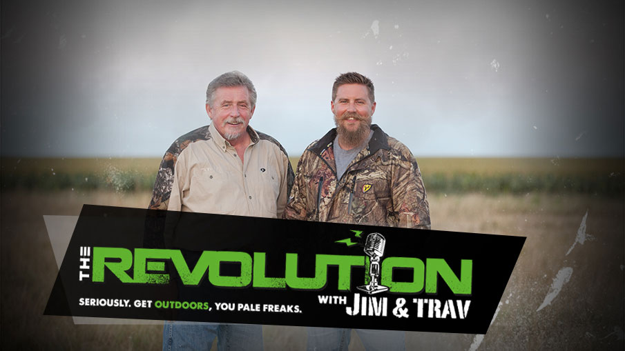 Aerial Assault on The Revolution with Jim & Trav