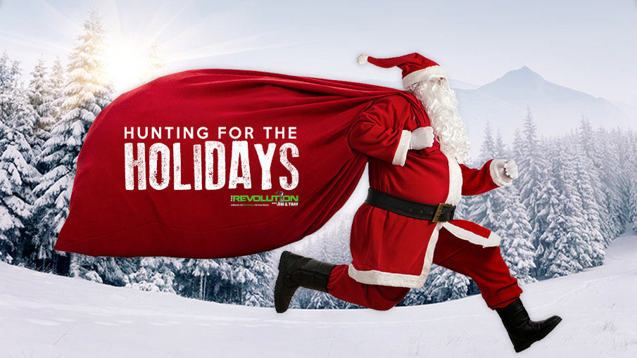 Hunting for the Holidays