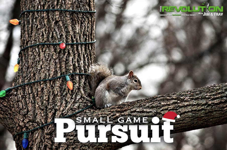 Small Game Pursuit