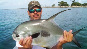 Try Dry Saltwater Fishing