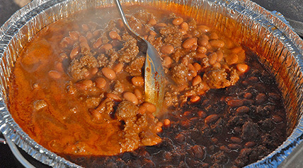 Need a quick and easy venison chili recipe to serve at deer camp? Then give this one from Camp Chef a try; you can prepare and cook it with a handful of ingredients in less than a half-hour!