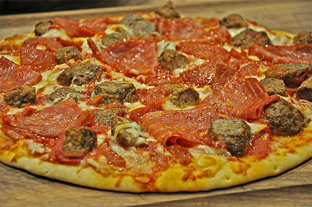 Venison Lovers Pizza Recipe