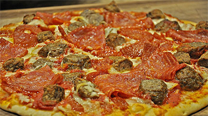 This tasty pizza recipe is the ultimate late-night snack for venison lovers; it also makes the perfect shareable appetizer for your next party.