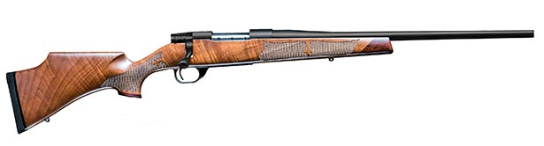 New Weatherby Vanguard Camilla Rifle